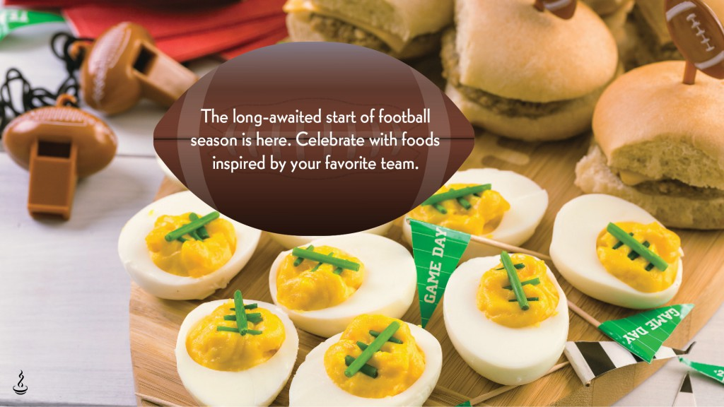 Football Catering Party